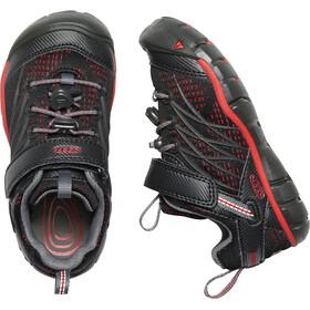 Keen Chandler CNX Zapatillas Niños, negro/rojo